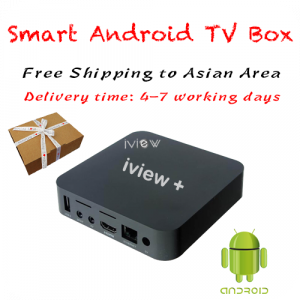 Iview HD plus box