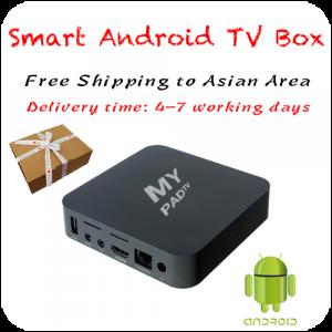 MYPADTV box